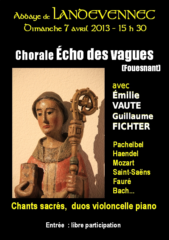 concert à l'Abbaye