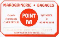 Logo point m